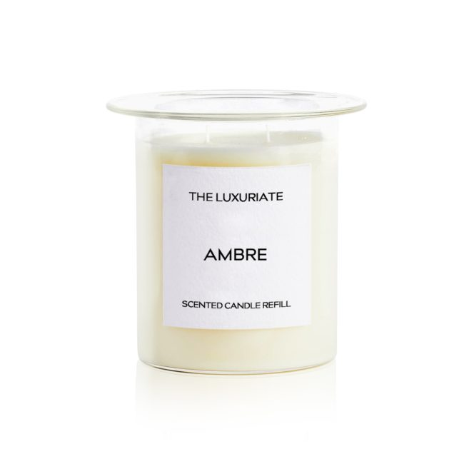Ambre Candle Refill