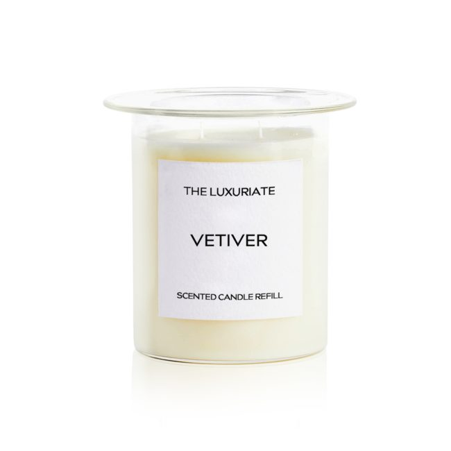 Vetiver Candle Refill
