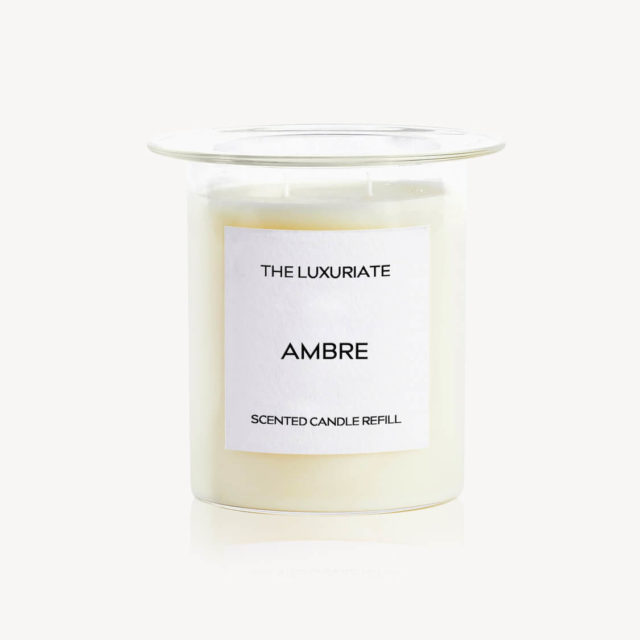 Ambre Candle Refill